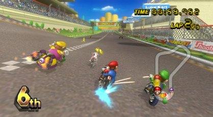 Mario Kart Wii análisis