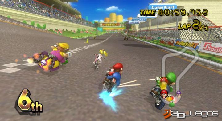 Mario Kart Wii - An�lisis