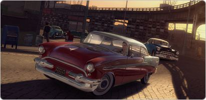 Mafia 2: Primer video in-game