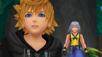 Kingdom Hearts 358/2 Days an�lisis