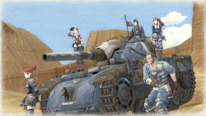 Valkyria Chronicles an�lisis