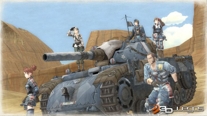 Valkyria Chronicles - An�lisis