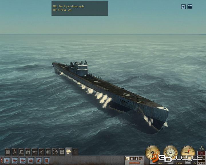 советская лодка для silent hunter 4
