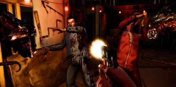 The Darkness II: The Darkness II: Impresiones jugables