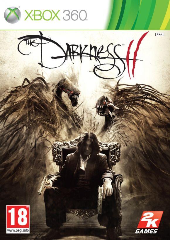 Carátula de The Darkness II