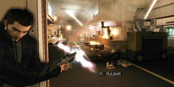 Deus Ex Human Revolution PC