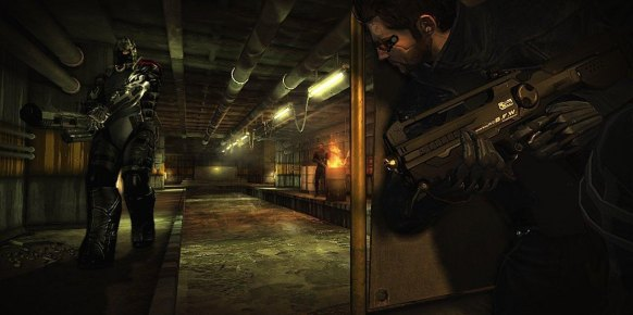 Deus Ex Human Revolution (PlayStation 3)