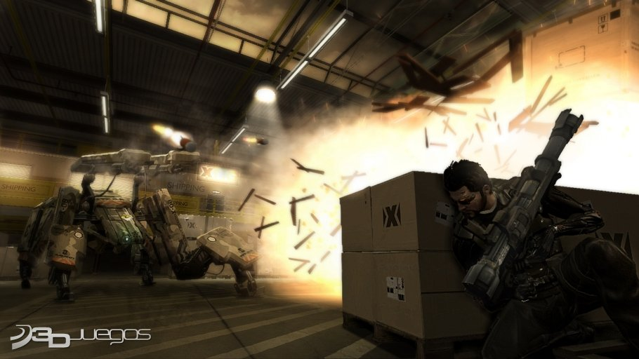 Deus Ex Human Revolution - Impresiones Gamescom 2010