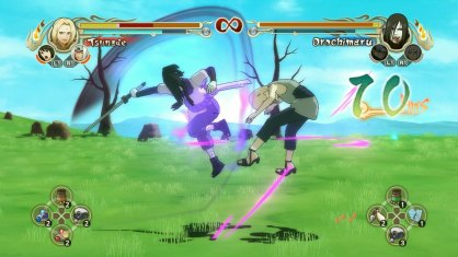 Naruto Ultimate Ninja Storm (PlayStation 3)