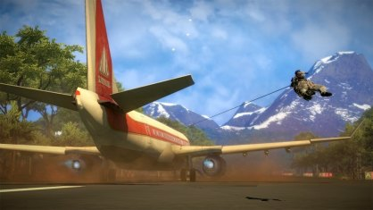 Just Cause 2: Just Cause 2: Impresiones Beta