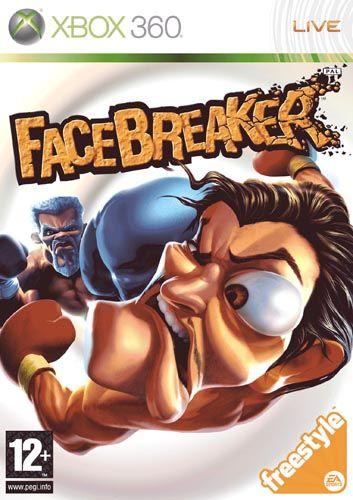 Facebreaker 2008 PAL Ingles Xdg2 PL-UL