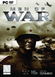 Car�tula oficial de Men of War PC