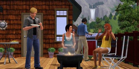Los Sims 3: Primer contacto