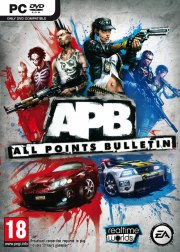 Car�tula oficial de APB PC