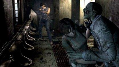 Resident Evil Zero (Nintendo Wii)