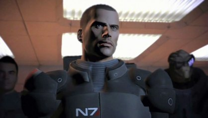 Mass Effect Bring Down the Sky (Xbox 360)