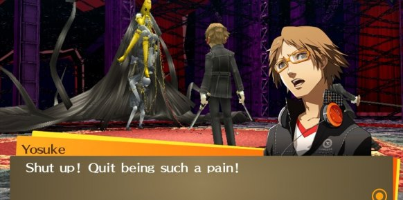 Persona 4 The Golden (PlayStation Vita)
