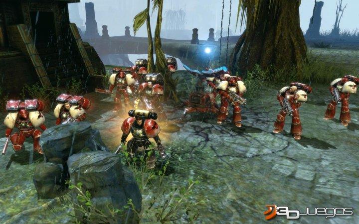 Warhammer 40,000 Dawn of War 2 - An�lisis