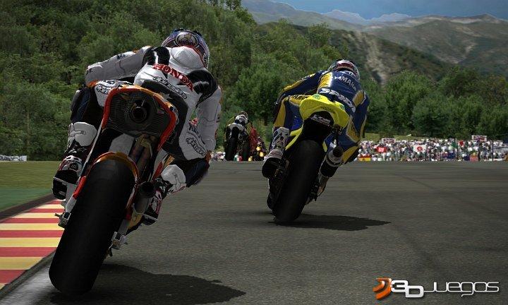 MotoGP 08 - An�lisis