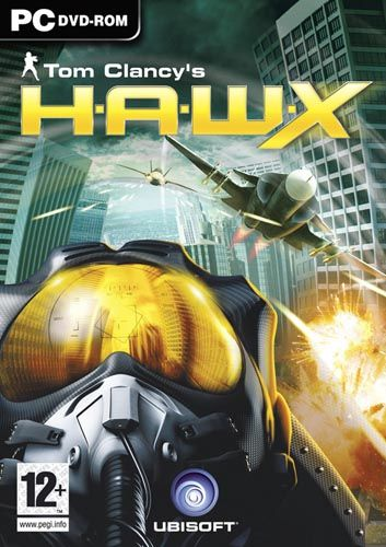 Car�tula de Tom Clancy's HAWX