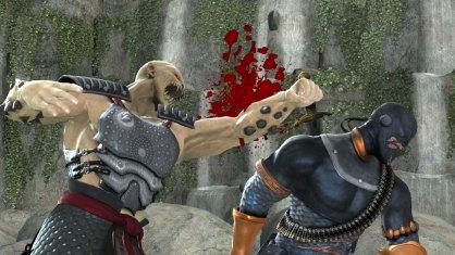 Mortal Kombat vs DC Universe an�lisis
