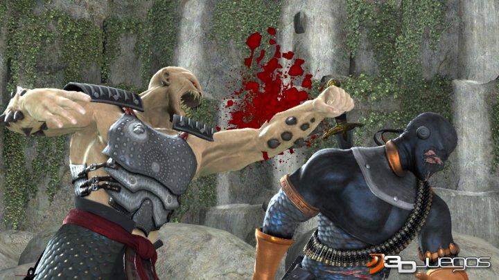 Mortal Kombat vs DC Universe - An�lisis