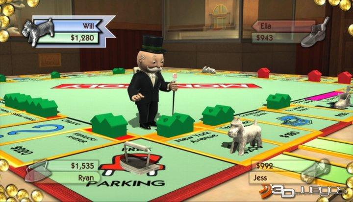 Monopoly - An�lisis
