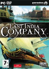 Car�tula oficial de East India Company PC