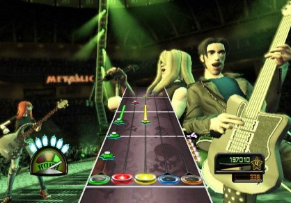 Guitar Hero Metallica (Nintendo Wii)