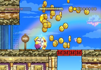 Wario Land The Shake Dimension an�lisis