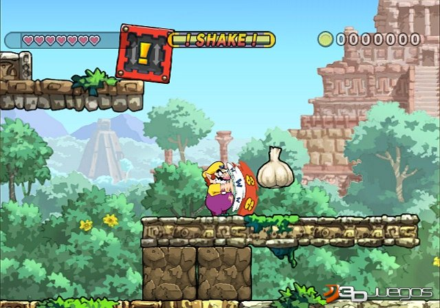 Imagen Wario Land: The Shake Dimension (Wii)