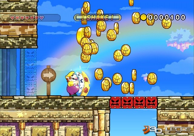 Wario Land The Shake Dimension - An�lisis