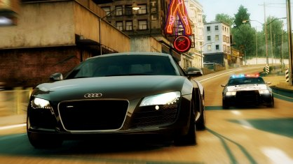 Need for Speed Undercover an�lisis