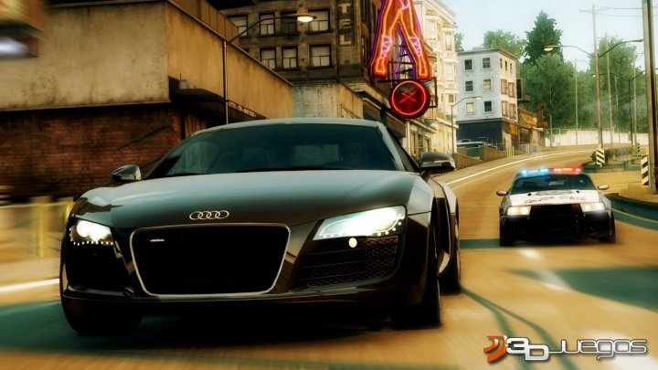 Need for Speed Undercover - An�lisis