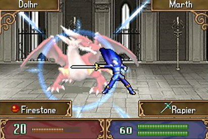 Fire Emblem Shadow Dragon (Nintendo DS)