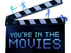 You´re in the Movies