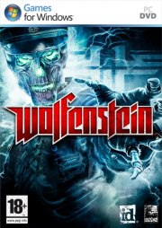 Car�tula oficial de Wolfenstein PC