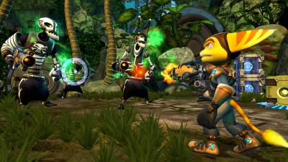 Ratchet & Clank En Busca del Tesoro (PlayStation 3)