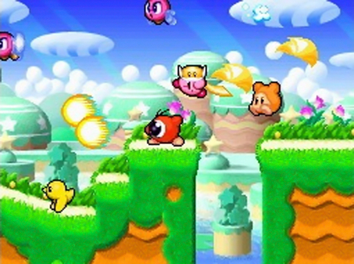 Kirby Super Star Ultra - Impresiones E3 2008