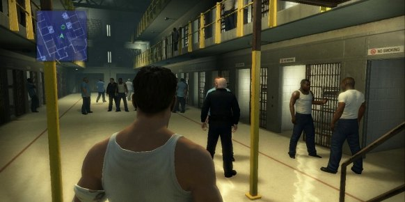 Prison Break (PlayStation 3)