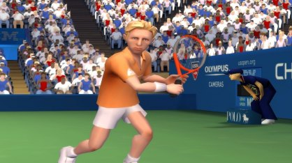 Grand Slam Tennis Wii