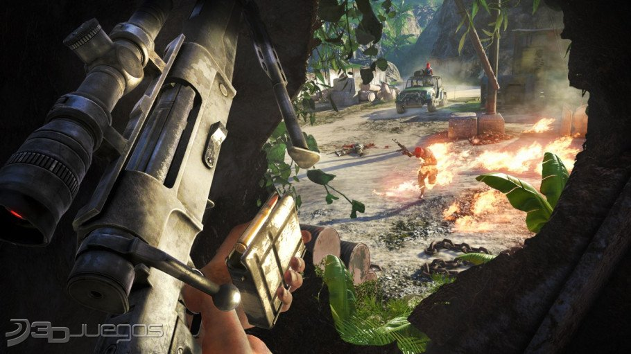 Far Cry 3 - Impresiones GamesCom