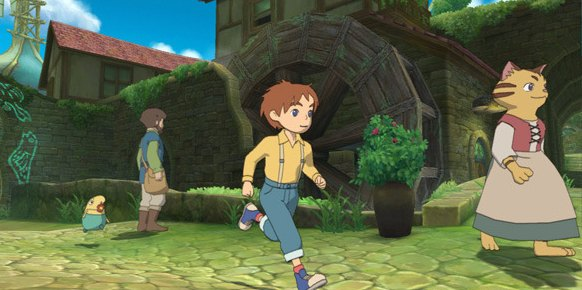 Ni no Kuni PS3