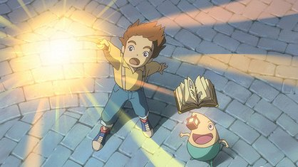 Ni no Kuni The Another World: Primer contacto