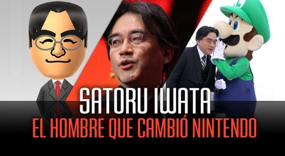 Reportaje de Satoru Iwata