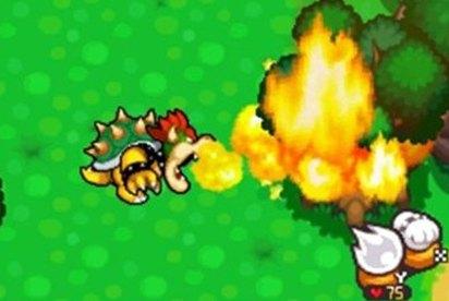 Mario & Luigi Viaje al Centro de Bowser