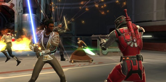 Star Wars The Old Republic: Impresiones jugables finales