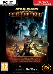 Car�tula oficial de Star Wars: The Old Republic PC