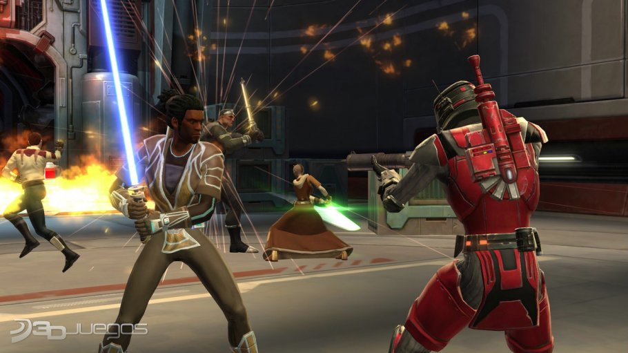Star Wars The Old Republic - Impresiones jugables finales