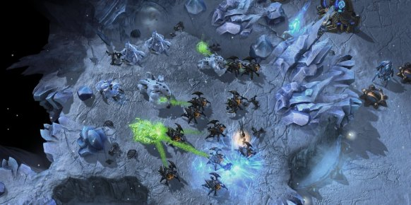 StarCraft 2 Heart of the Swarm (PC)